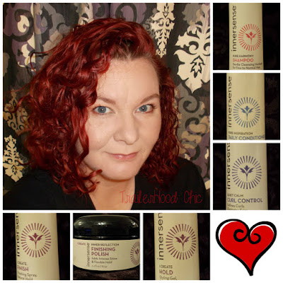 innersense organic beauty curly hair review
