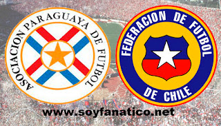 Seleccion Chile vs Paraguay 2013 Eliminatorias