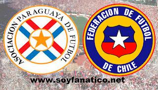 Seleccion Chile vs Paraguay 2013 Eliminatorias