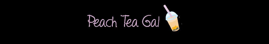 Peach Tea Gal