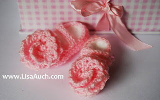 free crochet patterns for baby booties-booties-mary janes