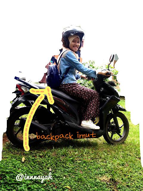 tas punggung wanita, tas punggung nyaman, tas punggung fashionable, backpack, vintage,