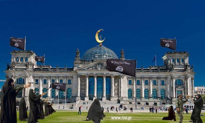Το Ισλάμ δεν είναι συμβατό με τα εθνικά Συντάγματα στην Ευρώπη