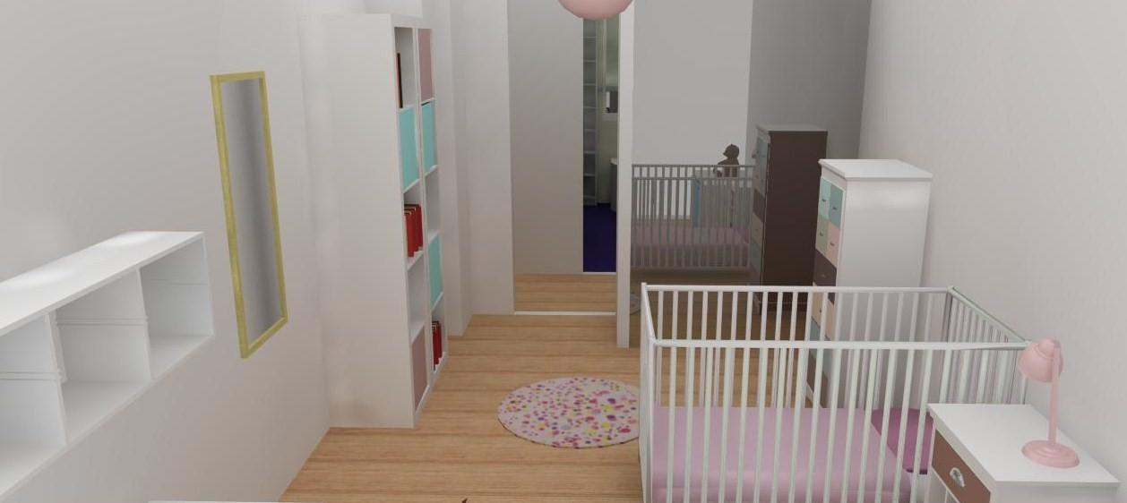 Adc l 39 atelier d 39 c t am nagement int rieur design d - Simulation chambre 3d ...