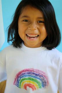 Kerajinan Tangan Untuk Anak SD, Kaos Lukis