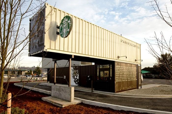 Shipping Containers Turned Into Cool Homes (18 Pics) - STATIONGOSSIP