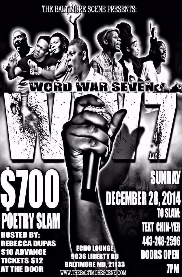 $700 Poetry Slam