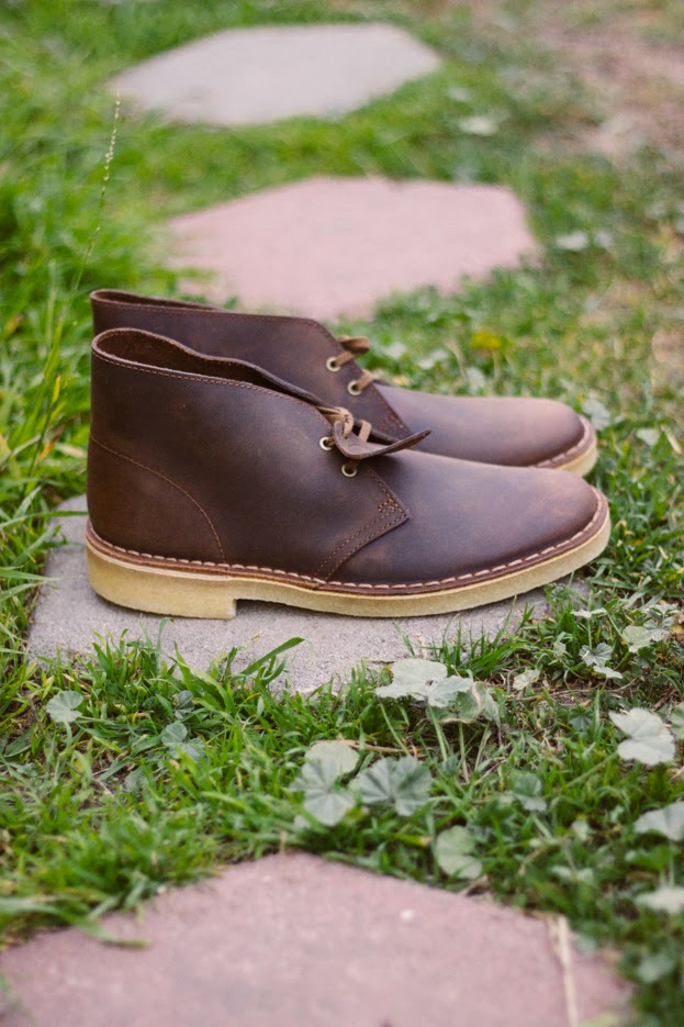 CDBs, Chukkas, Brown Boots