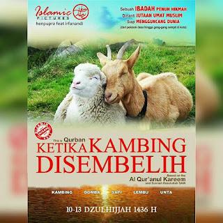 Hukum Menjual Daging Qurban