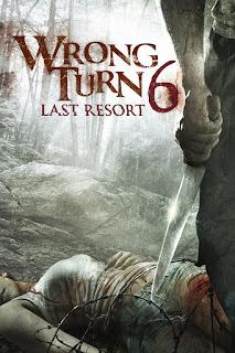 Wrong Turn 6: Last Resort (2014) 1080p