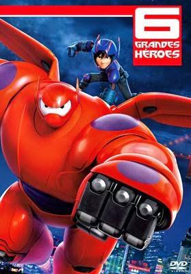ver Grandes Heroes / 6 Grandes Heroes / Big Hero 6 / 2014