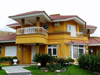 Blog da roca im veis ambiente interno e externo qual for Fotos de casas modernas brasileiras