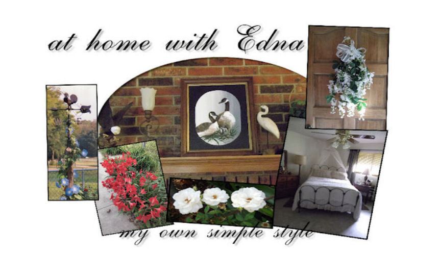 At Home With Edna