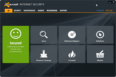 Avast! Internet Security 8 Final Full Version + License