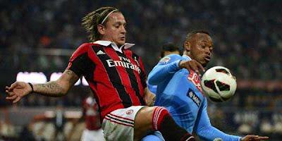 Ac Milan vs Napoli