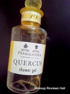 Quercus Shower Gel Review