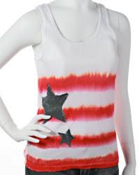 Americana DIY shirt