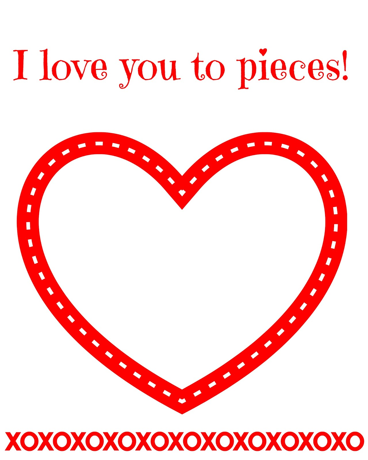 Simple valentine crafts for toddlers - Then Have The Child Rip Bits Of Construction Paper And Glue Them To The Heart This Is A Fantastic And Simple Valentine That Kids Can Make For Someone