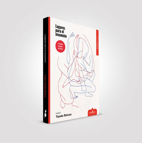 lugares para el insomnio (Esdrújula Ediciones, 2018)