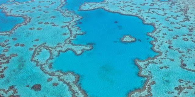 Inilah 10 Peringkat Pulau Terbaik di Dunia, Bali Nomor Dua - Great Barrier Reef, Australia