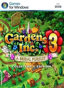 Download Gardens Inc 3 Bridal Pursuit Collectors Edition PC Game
