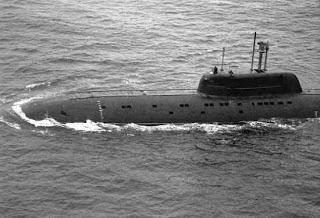 Sierra Class – Soviet Union,Data 7 Kapal Selam Paling Canggih Di Dunia