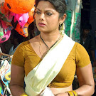 Swathi Varma in Saree Spicy Photos