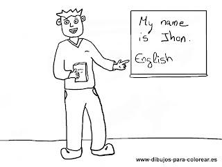 Dibujos en Ingles