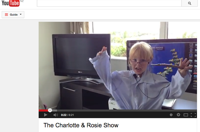 The Charlotte & Rosie Show