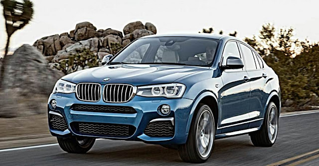 2016 BMW X4 M40i SAC– Price Announced in the US