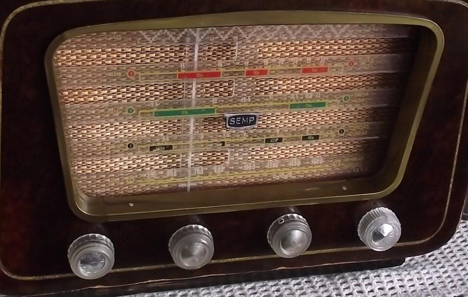 Radios Antigos.