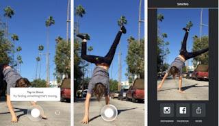 """Boomerang: Η νέα εφαρμογή από την ομάδα του Instagram για """"κινούμενες"""" εικόνες"""