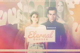 CF:Eternal Danger (Dafny Augusta, GeekChik)