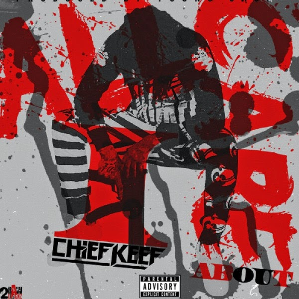 Young Chop - All I Care About (feat. Chief Keef) - Single  Cover