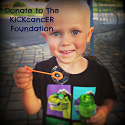Help kids with cancer heal!