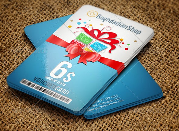 8 amazing gift voucher card psd template bestgraphicdesign shop gift voucher card template yadclub Image collections
