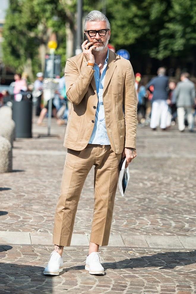 модный стиль мужчин старше 45 фирме