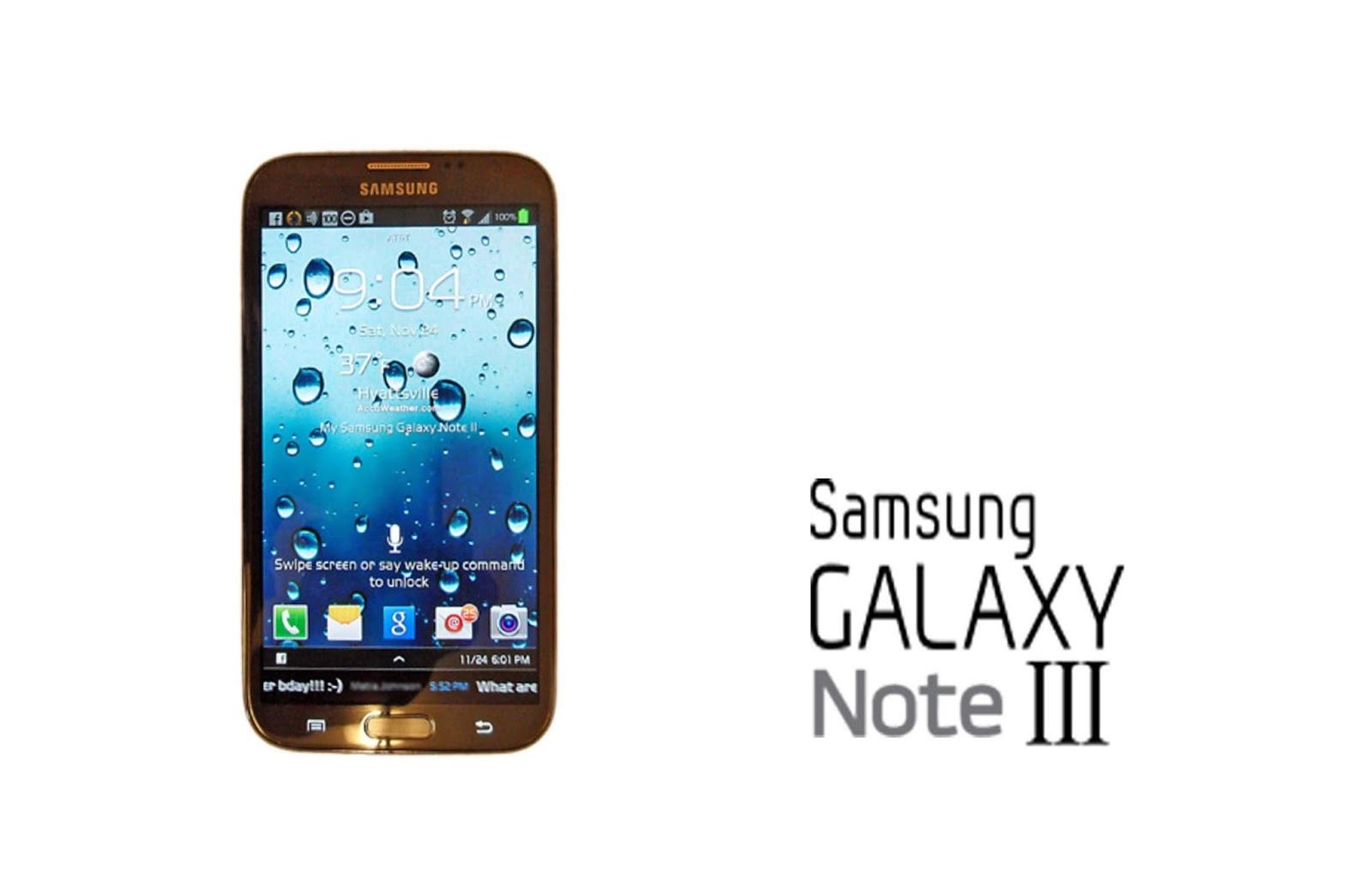 Galaxy Note 3 | Galaxy Note 3 Fiyatı ve Özellikleri | Çıkış Tarihi