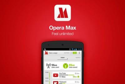 Opera Tawarkan Opera Max, Akses Gratis ke Aplikasi Mobile