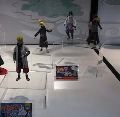 4inch Action Figure Naruto Shippuden Series 2