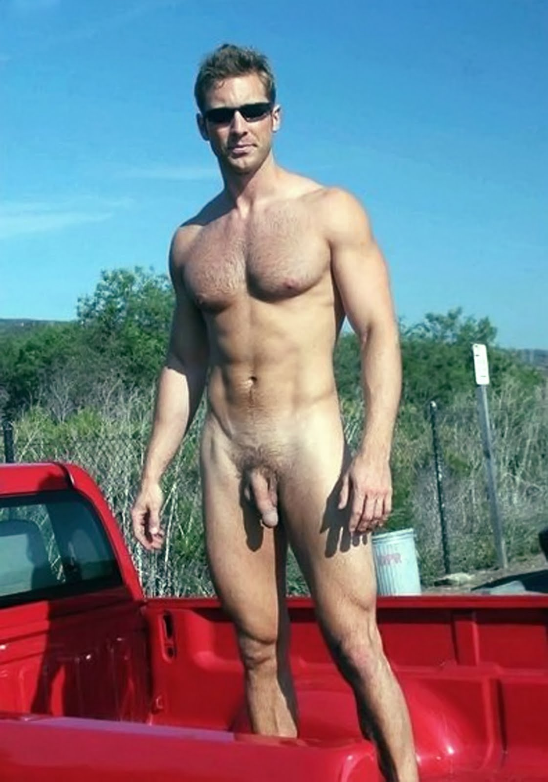 naked redneck big dick men