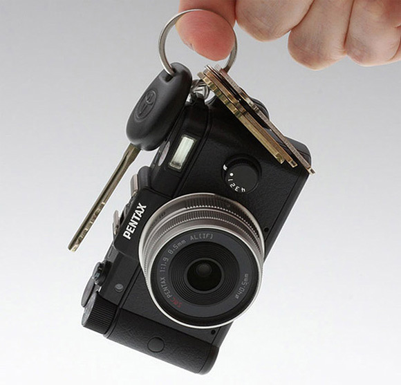 The Smallest and Lightest (Interchangable lens ) Camera in the World!