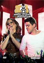 DVD Maria Cecilia e Rodolfo - Ao Vivo em São Paulo