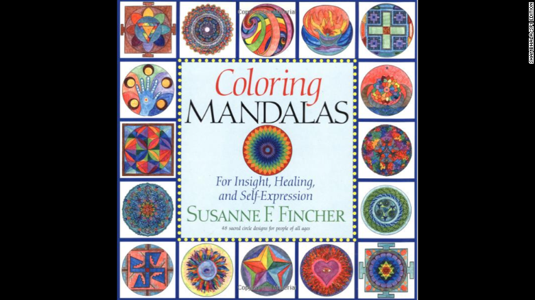 Art Therapy Adult Coloring Books And Your Mental Health