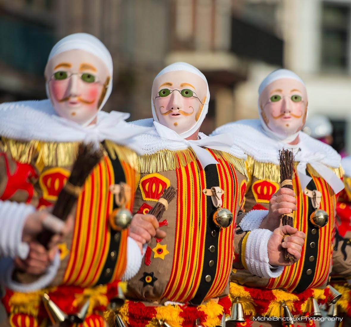 Carnaval de Binche - L'album complet