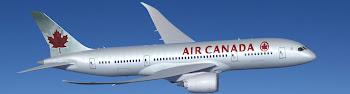 Air Canada: Vive la emoción de viajar