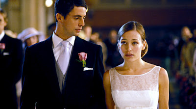 Matthew Goode and Piper Perabo wedding