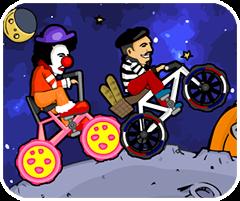 Game đua xe đạp trên sao hỏa, game dua xe