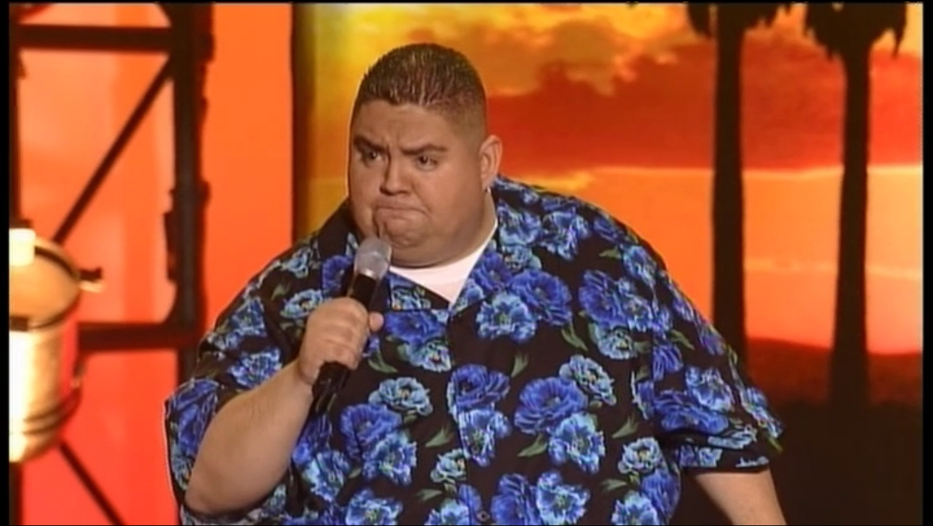 Hot and Fluffy Gabriel Iglesias