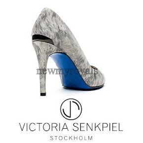 Crown Princess Victoria Style Victoria Senkpiel Shoes